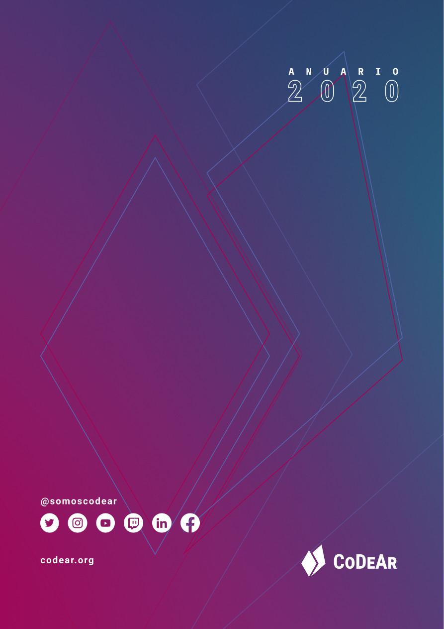 Página del anuario